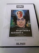 "DVD ""MI QUERIDA SEÑORITA"" PRECINTADO SEALED JAIME DE ARMIÑAN JOSE LUIS LOPEZ VAZ"