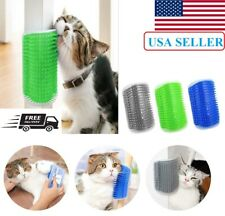 Cat Self Groomer Massage Comb Grooming Brush Tool for Kitten Usa