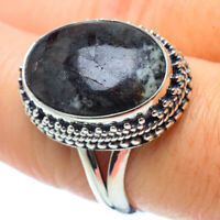 Psilomelane 925 Sterling Silver Ring Size 8 Ana Co Jewelry R31636F