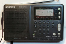 Grundig Yacht Boy YB 400 World Band Shortwave Radio Receiver AM/FM SW