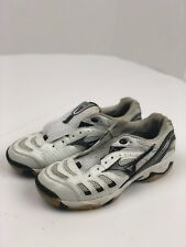 Mizuno Wave Rally Womens Size W8 US Volleyball Tennis Training Running Shoes EUC