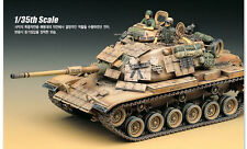 Academy Plastic Model Kit 1/35 USMC M60A1 with Passive Armor #13240
