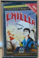 VINTAGE COMMODORE 64 GAME, CHILLER - MASTERTRONIC, 1984, tested