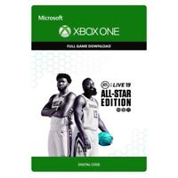 NBA LIVE 19: ALL STARS EDITION * XBOX ONE GAME DOWNLOAD KEY * SAME DAY DELIVERY