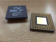 Microprocesador Intel A80386DX33, 32 bits, 132 Pin, cerámica, PGA nuevo HU163