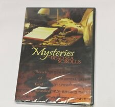 Mysteries of the Dead Sea Scrolls (DVD) BRAND NEW SEALED Free Shipping