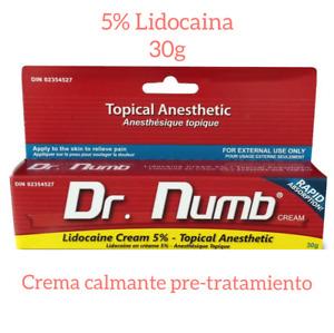 Dr. Numb (Crema Anestésica / Anesthetic Cream)