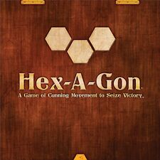 Hex-A-Gon Board Game by Catalyst 12010 NIB