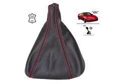 Gear Stick Gaiter For Toyota MR2 MK2 1989-2000 Leather Red Stitching