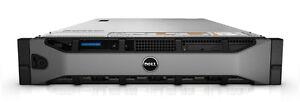 Dell PowerEdge R720xd 2 x Intel XEON 10-Core E5-2660v2 384GB 36TB 2U Server