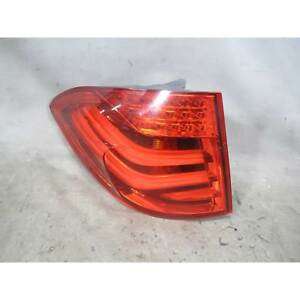 2010-2013 BMW F07 5-Series Gran Turismo GT Left Rear Outer Tail Light in Fender