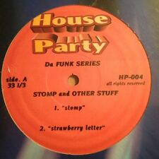 "V/A ""House Party"" Da Funk Series SEALED!! Brothers Johnson Tracks Disco/Funk"