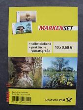 Bund * * Folienblatt FB 39 - Wildes Deutschland - m.Mi.-Nr. 3080/3081 je 5x
