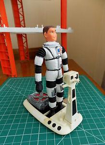 "1966 Mattel MAJOR MATT MASON with SPACE SLED & JET PAK - ""Man In Space"""