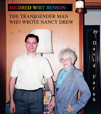 MILDRED WIRT BENSON: THE TRANSGENDER MAN WHO WROTE NANCY DREW
