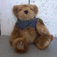 """Boyds Teddy Bear Hastings P Bearsford  6"""" jointed  The Archive Collection 1999"""