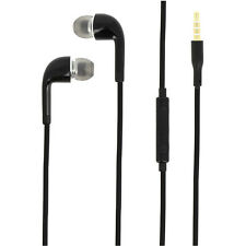 Ecouteurs intra-auriculaires filaires NOIR compatible smartphones, tablettes, PC