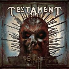 Testament - Demonic (2018 Digi Reissue) - CD - New
