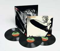 LED Zeppelin I (Deluxe Edition Remastered) [3 LP] Rhino Records