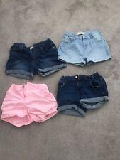 Girls Age 12-13 Shorts Bundle Excellent Condition