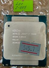 CPU Processor Intel Core i7-5820K 3.3GHz 6xCore 2-0008