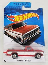 Hot Wheels Sam Walton's 79 Ford F150 Diecast Toy Truck Collectible Real Riders