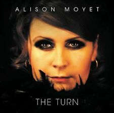 The Turn [UK] by Alison Moyet (CD, Jul-2008, W14 Music)