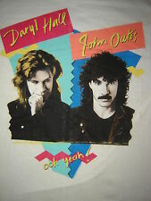Vintage Concert T-Shirt HALL & OATES 88 NEVER WORN NEVER WASHED  OOH YEAH!