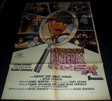 1978 Revenge of the Pink Panther ORIGINAL POSTER Blake Edwards Peter Sellers