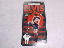 Elvis Presley 68 Special New SCHLAGE House Key Common Blank Ready to Cut ~ U.S.A