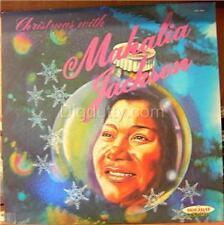 CHRISTMAS WITH MAHALIA JACKSON - Vinyl LP