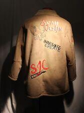 Womens Sean John Faux Shearling 3/4 Coat~Graffiti Collection XL  $249