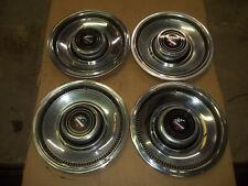 "Buick Electra Limited Wagon 74 75 76 Hubcap Rim Wheel Cover Hub Cap 15"" OEM 1058"