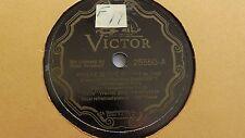Fats Waller - 78rpm single 10-inch - Victor V.E. #25550 Where Is The Sun?