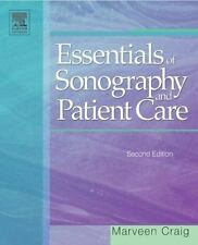 Essentials of Sonography and Patient Care, 2e by de Jong RDMS  RDCS  RVT  FSDMS
