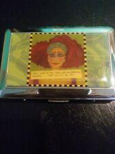 Business card holder pocket