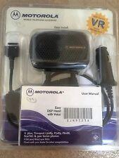 Genuine Motorola Easy Install DSP Mani libere Cellulare Auto Kit HFK7000