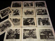 LE BRIGAND BIEN AIME Jesse James T POWER rare jeu 14 photos cinema western 1938