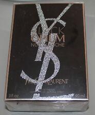 Yves Saint Laurent Black Opium 90 ml Eau de Parfum NUIT BLANCHE - NEU OVP