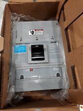 JXD62B400 Siemens Molded Case Circuit Breaker 2 Pole 400 Amp 600V 25KA NEW