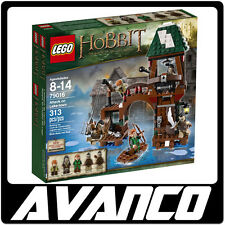 LEGO The Hobbit Attack On Lake-town 79016 Tauriel Orc BRAND NEW SEALED RETIRED!
