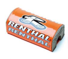 Renthal Fat Bar MX Enduro Handlebar Bar Pad - Orange