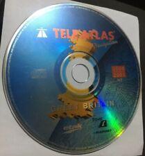 BLAUPUNKT TRAVELPILOT TELEATLAS H7 SAT NAV NAVIGATION CD GB UK MERCEDES VW ALFA