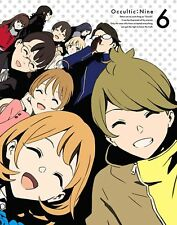 OCCULTIC;NINE 6-JAPAN DVD+CD Ltd/Ed O75