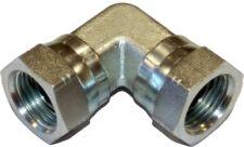 B4-00820 Compact Elbow 90 deg Swivel Female BSPP x Swivel Female BSPP 624-0808