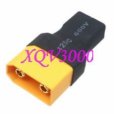Direct connect: T-plug Deans Female to Xt90 Male Adapter For Rc Convert Battery