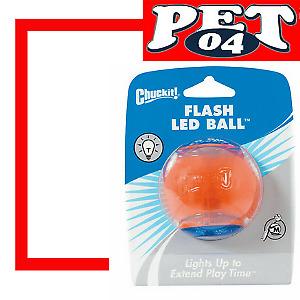 Chuckit Flash Led Ball Medium