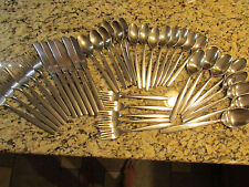 SCC STAINLESS TOWLE TWS216 STAINLESS SILVERWARE FLATWARE SET SPOONS FORKS+ 39 PC