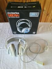 Boxed, Steelseries Siberia V2 USB Special Edition Gaming Headset, Frost Blue
