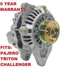 Alternator FIT Mitsubishi Pajero NL NM NP engine 6G74 3.5L Petrol 1998-2006